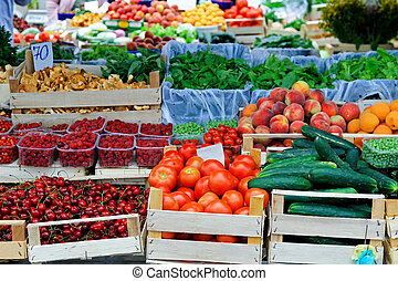 рынок, farmers, место