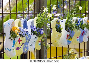 сабо, gardens, нидерланды, keukenhof, lisse
