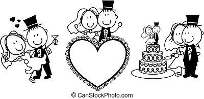 свадьба, приглашение