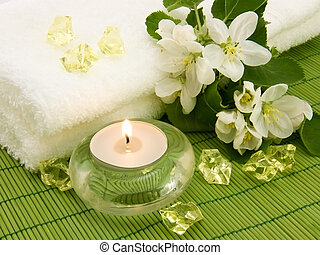 свеча, аромат, ароматерапия
