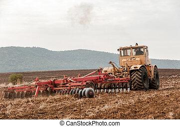 сельскохозяйственное, машины