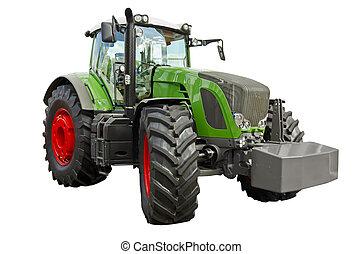 сельскохозяйственное, трактор