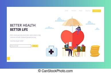 семья, посадка, знак, здоровье, политика, страхование, страница