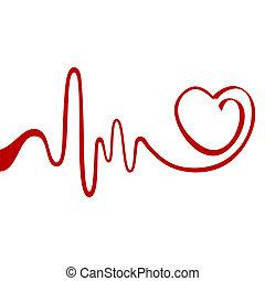 сердце, абстрактные
