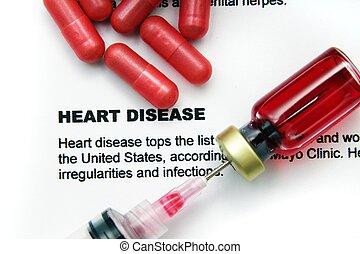сердце, болезнь