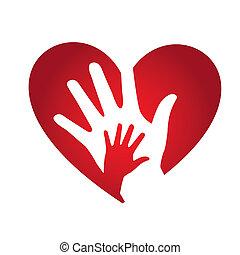 сердце, дизайн