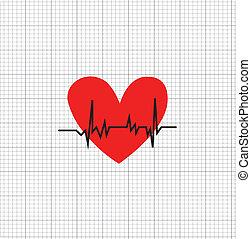 сердце, символ, ставка