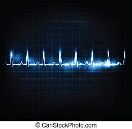 сердце, monitoring, ставка