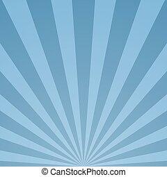 синий, абстрактные, rays, задний план