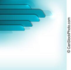 синий, брошюра, современное