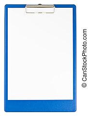 синий, буфер обмена, бумага