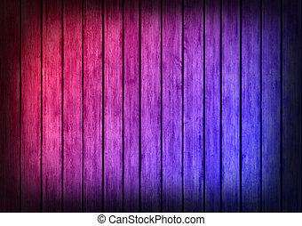 синий, поверхность, дерево, текстура, panels, красный