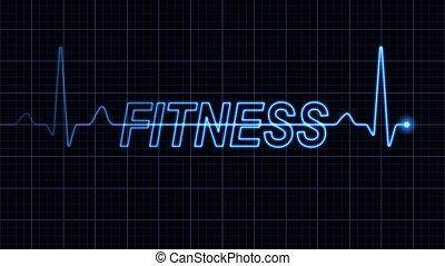 слово, экг, фитнес