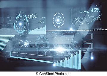 современное, технологии, бизнес