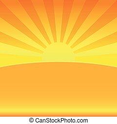 солнечный лучик