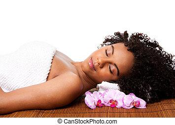 спа, красота, релаксация