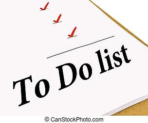 список, проверить