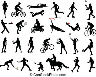 спорт, коллекция