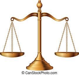 справедливость, scales
