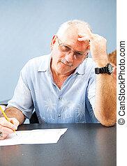 средний, aged, -, студент, несостоявшийся