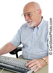 старшая, компьютер