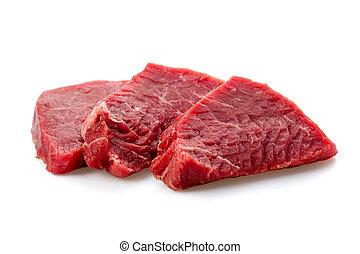 стейк, говядина