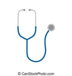 стетоскоп, значок