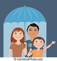 страхование, семья