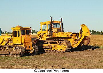 строительство, оборудование, дорога