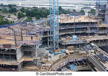 строительство, сайт