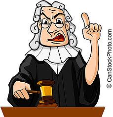 судья, марки, вердикт
