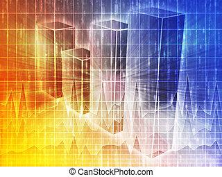 таблица, бизнес, charts
