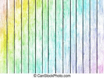 текстура, многоцветный, дерево, дизайн, задний план, panels