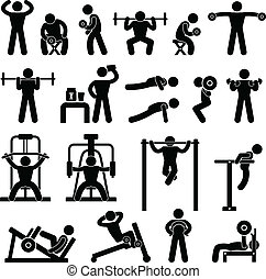 тело, здание, гимнастический зал, гимнастический зал