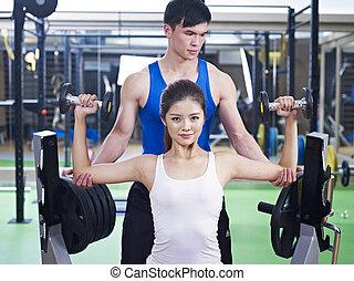 тело, здание, упражнение