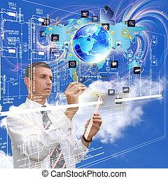 технологии, интернет