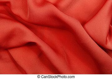 ткань, абстрактные, красный, задний план