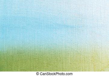 трава, небо, задний план, textured