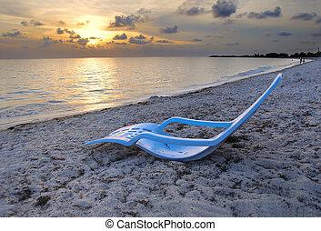 тропический, кубинский, пляж