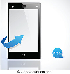 устройство, смартфон, современное