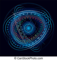фантазия, sphere., навигация, пространство