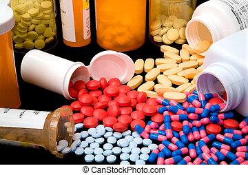 фармацевтическая, продукты