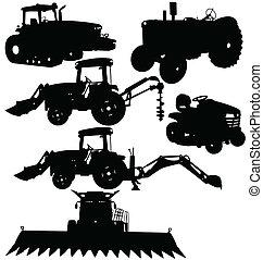 ферма, equipments