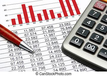 финансы, статистика