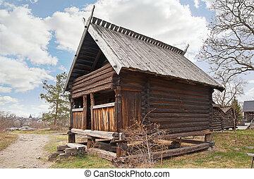 финский, деревня