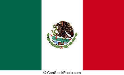 флаг, мексика