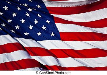 флаг, нас