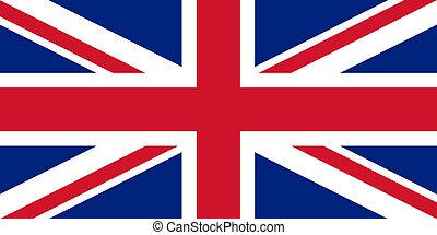 флаг, союз, uk, разъем