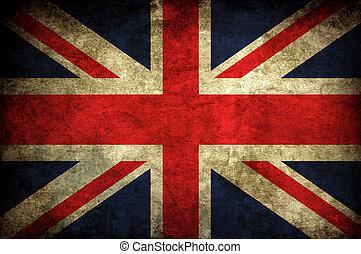 флаг, uk, марочный