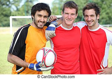 футбольный, команда